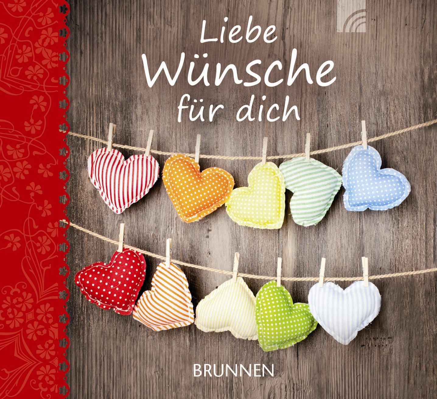"""Geschenkbüchlein """"Liebe Wünsche für dich"""""""