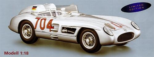 Mercedes-Benz 300 SLR Mille Miglia 1955 Limitierte Signatur-Edition