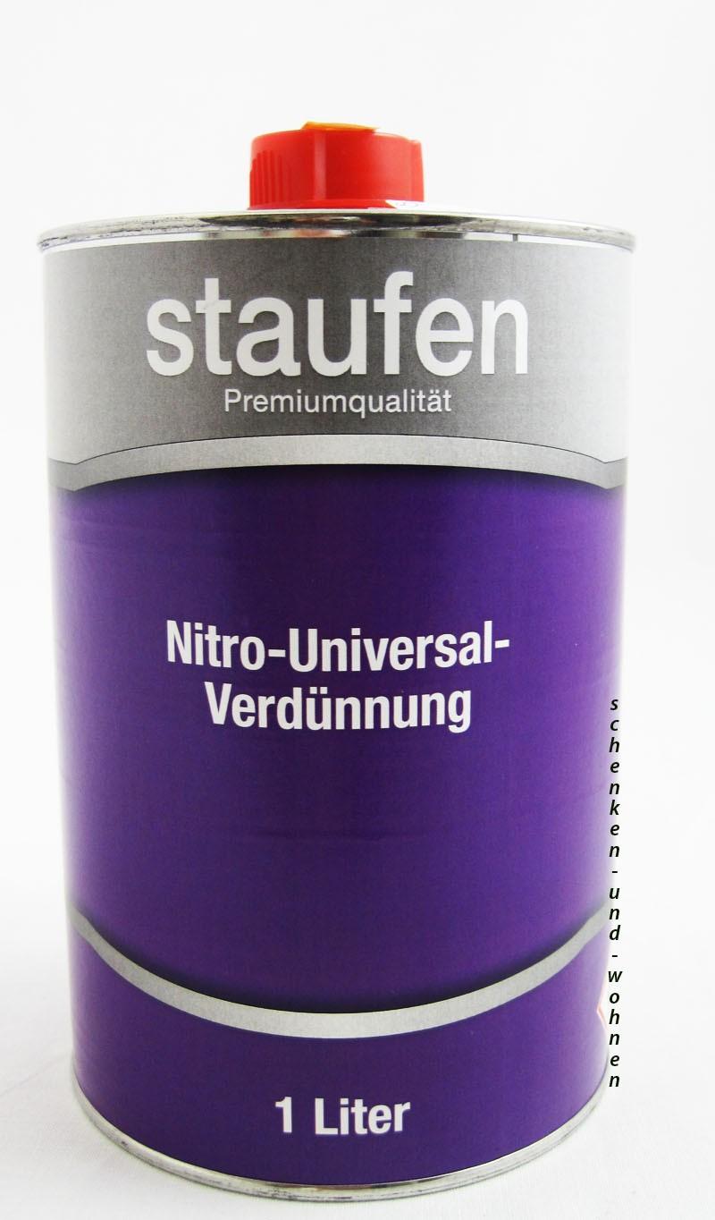 Nitro - Universalverdünnung 1 L - UN 1263