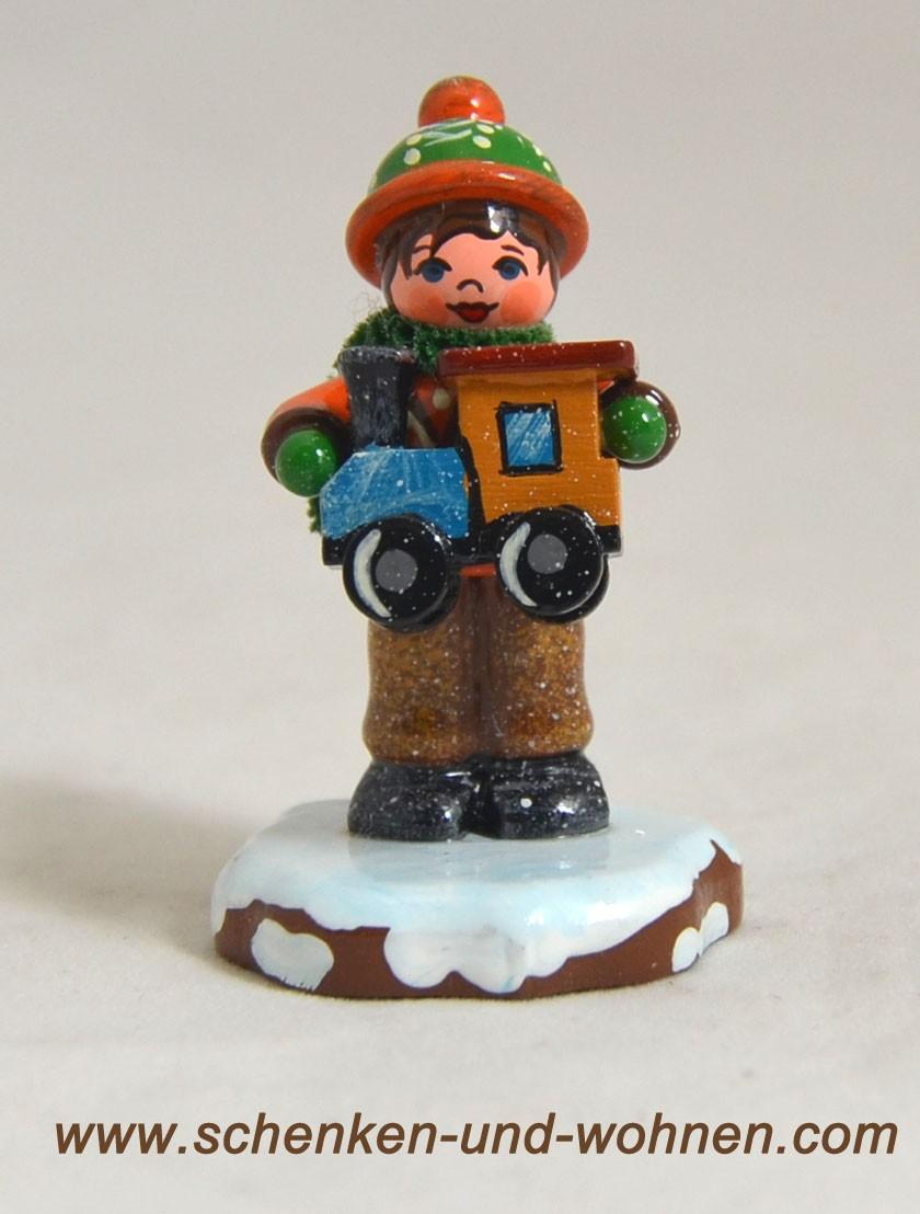 Winterkinder Paulchens Weihnachtswunsch Hubrig 5 cm