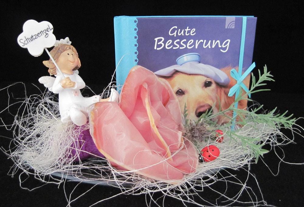 """Gourmet-Schale ohne """"Geschenkbüchlein"""""""