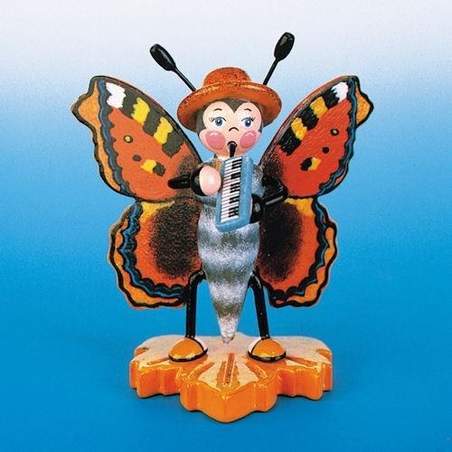 Hubrig - Schmetterling - Schwalbenschwanz - Flöte
