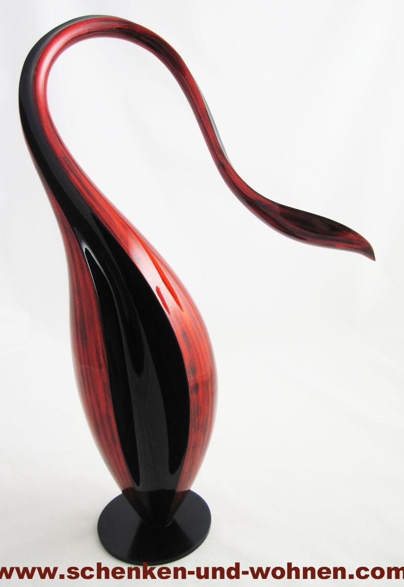Dekorative Skulptur  ca.56 x 30 cm ( H x B )