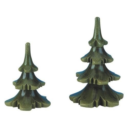 Hubrig - 2-er Set Sommerbaum 6/8 cm