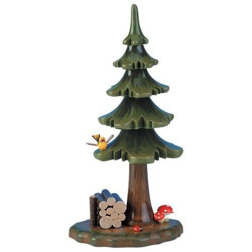 "Hubrig - Sommerbaum groß ""Holzstapel"" ca. 16 cm"