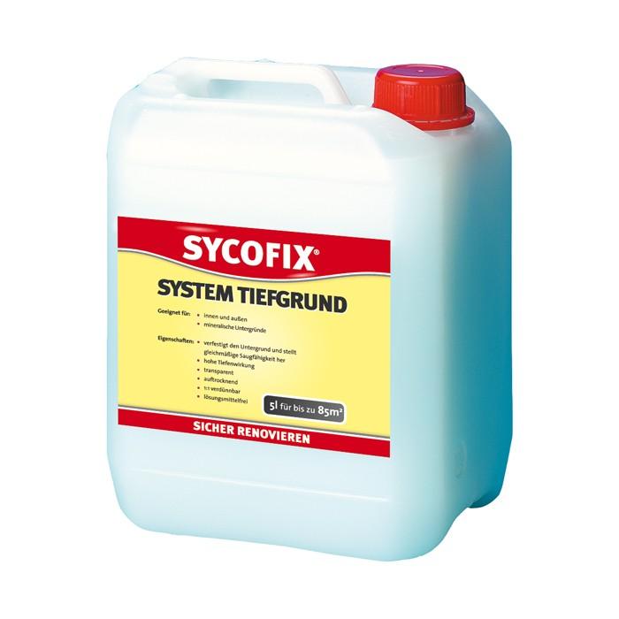 Sycofix - System Tiefgrund LF 1 l Flasche