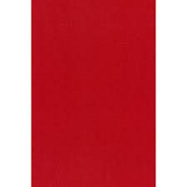 Tapete uni rot  10,05  x 0,53 m