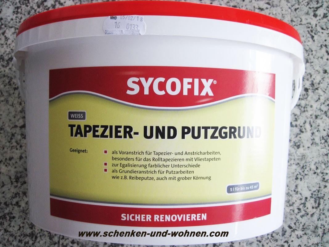 Sycofix - Tapezier- und Putzgrund 5l