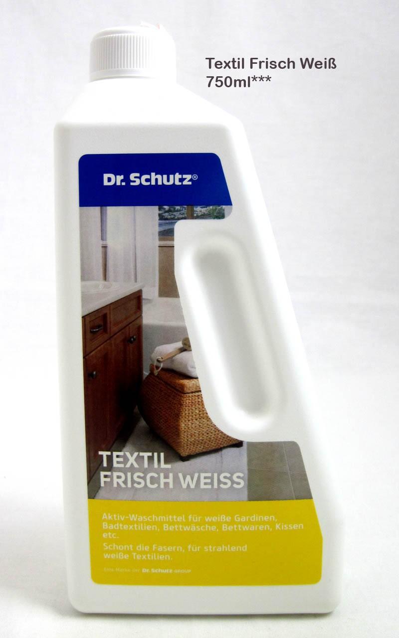 Textil Frisch Weiß, Waschmittel, 750 ml