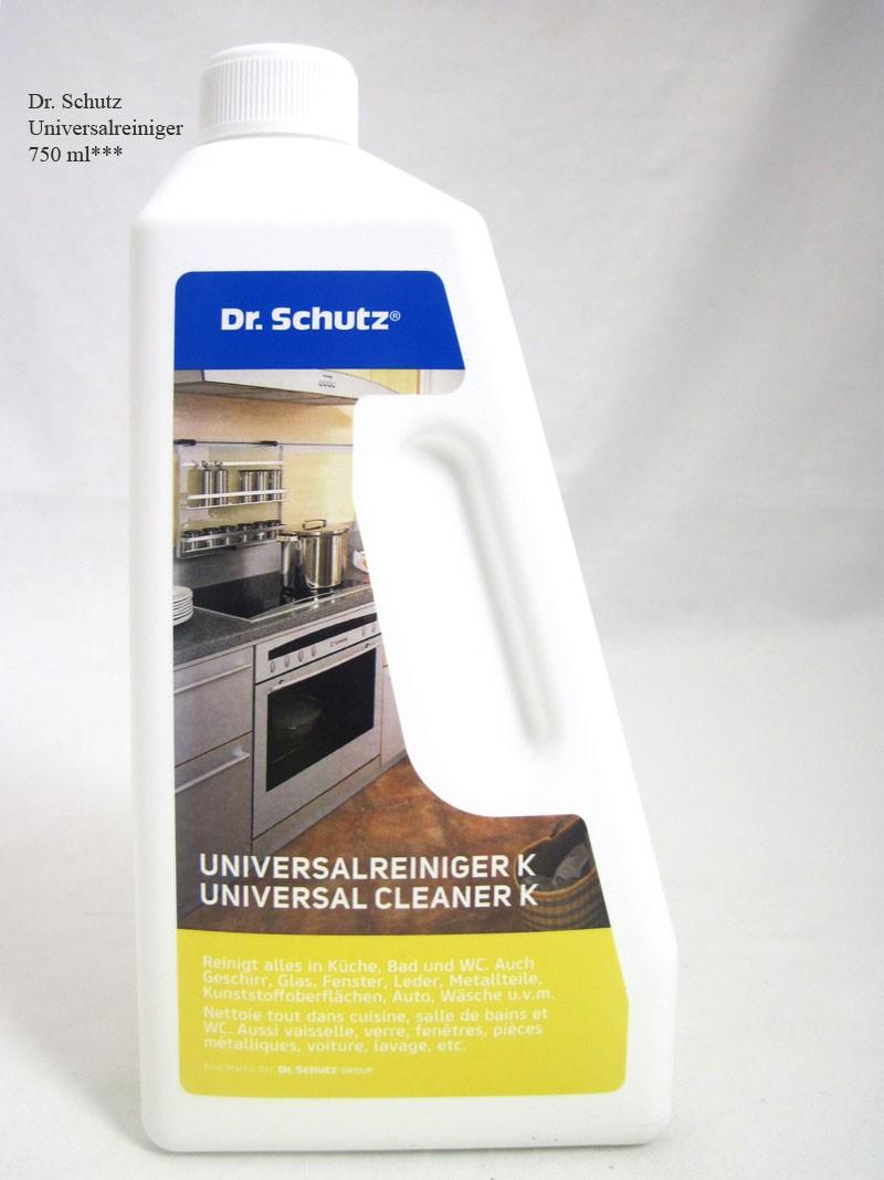 Dr. Schutz Universalreiniger 750 ml