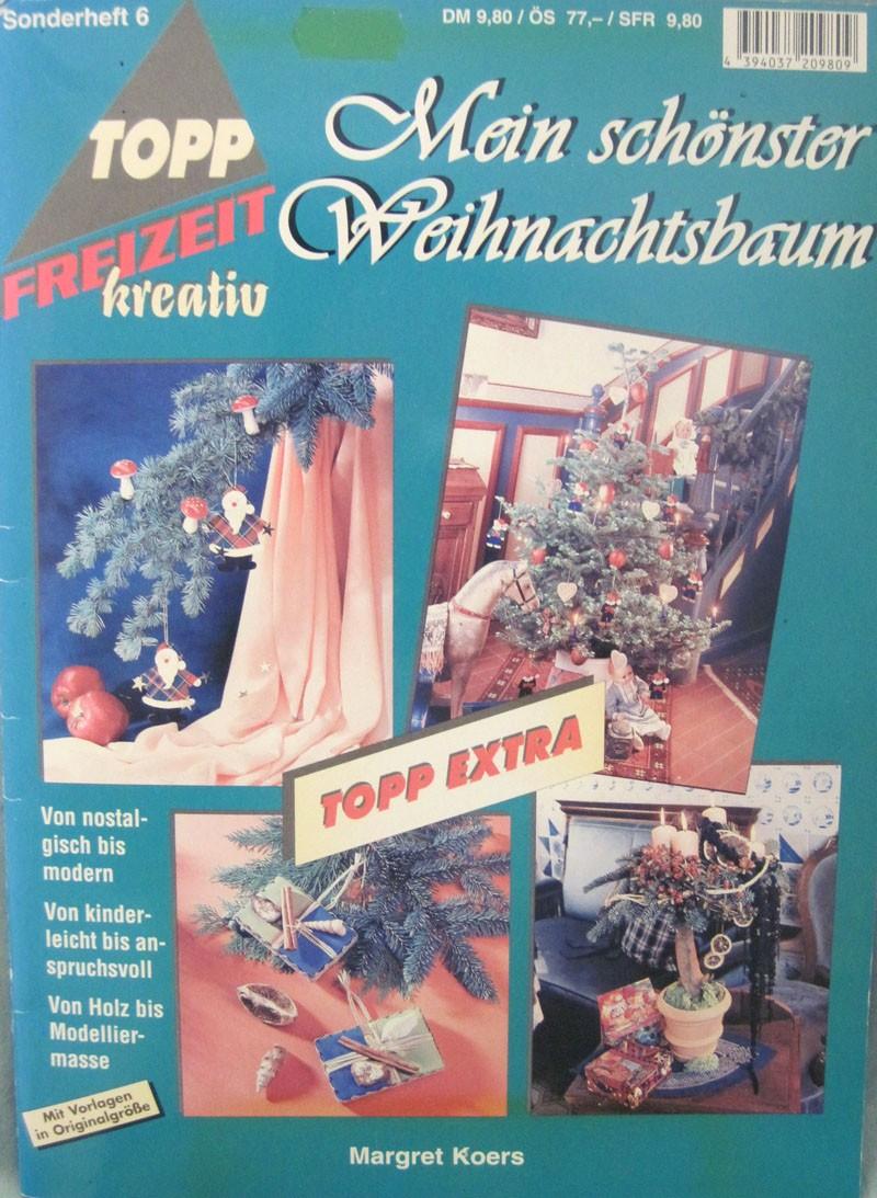 Mein schönster Weihnachtsbaum  Mit Vorlagen in Originalgröße