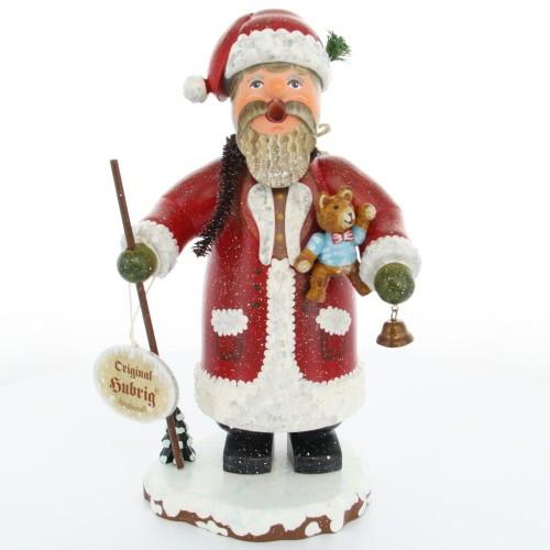 Hubrig Räucher - Weihnachtsmann ca. 20 cm