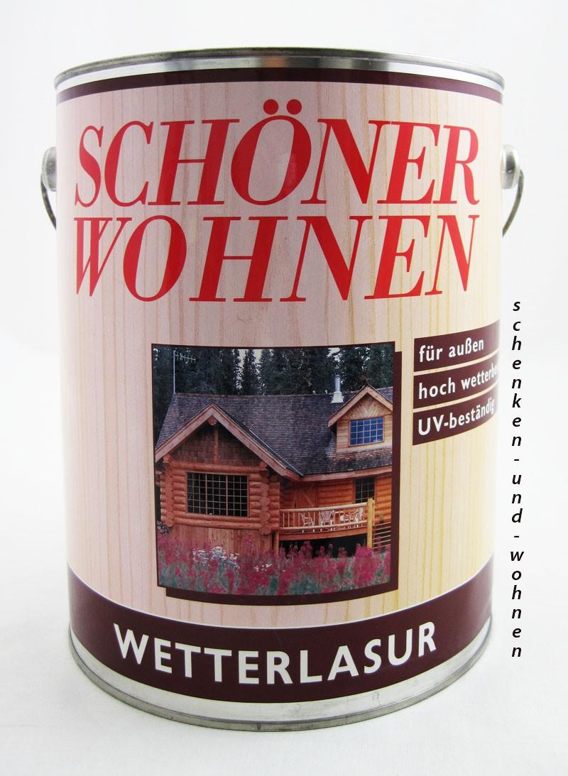 Wetterlasur-farblos-2,5 l