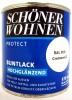 Protect Buntlack 375 ml RAL 9001 Cremeweiß hochglänzend, Alkydharzlack SW