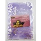 Geburtstagskarte Glückwunschkarte mit Schutzengelmotiv 51-4451