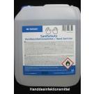 Handdesinfektionsmittel SaniSchutz 5 l