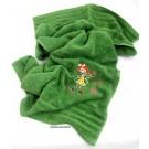 Kinder - Handtuch Fee,  Grün ca. 50 x 100 cm