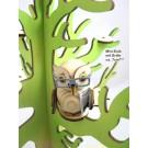 Kuhnert - Minieule mit Brille - Neuheit 2018 ca. 7 cm