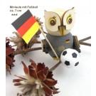 Kuhnert - Minieule mit Fußball - Neuheit 2018 ca. 7 cm