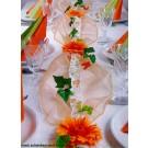 Tischdekoration Fibula  Summertime S