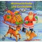 Weihnachtsheftchen mit CD 13x13 cm