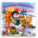 Weihnachtsheftchen- und Lieder mit CD ca.13x13 cm