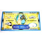"""XXL-Geldgeschenk Umschlag """"Reise-Dollar"""""""