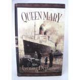 Buch - Aufbewahrungsbox klein Queen Mary 23x15x6 cm