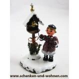 """Hubrig -  Winterkind """" Wintergeläut """" ca. 10 cm"""