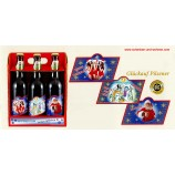 Bierträger Weihnachtspräsent mit 3 Bierflaschen