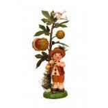 Hubrig - Blumenkind - Herbstkind Kastanie 13 cm