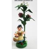 Hubrig - Blumenkind - Herbstkind Himbeere 13 cm