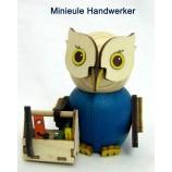 Kuhnert - Minieule Handwerker - Neuheit 2021 ca. 7 cm