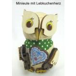 Kuhnert - Minieule mit Lebkuchenherz - Neuheit 2021 ca. 7 cm
