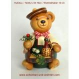 Hubrig Teddy Weinliebhaber 12 cm