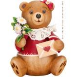 Hubrig Teddy Herzenssache 18 cm