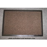 Schmutzfangmatte - Spectrum - 017 brown ca. 40 x 60 cm