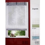 Zugrollo - Raffrollo 813607 V2 Grau  80 x 150 cm
