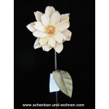 Naturblume - Solarpflanze, Sonnenblume braun ca. 60 cm lang