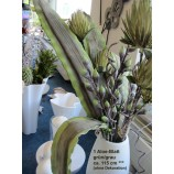 Deko - Aloe-Blatt künstlich, grün, ca. 115 cm