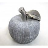 Keramik Deko-Apfel Vulcanos ca. 12,0x10,5x10,5cm H/B/T