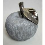 Keramik Deko-Apfel Vulcanos ca. 17,0x15x15cm H/B/T