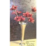 1 Blütenzweig geschäumt, künstlich bordeaux ca. 100 cm