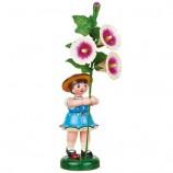 Hubrig - Blumenmädchen Stockrose