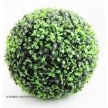Künstliche Buchsbaumkugel Buxus 33 cm Durchmesser