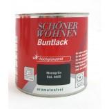 ProfiDur Buntlack - Kunstharzlack, hochglänzend RAL 6005 Moosgrün 375 ml