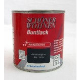 ProfiDur Buntlack - Kunstharzlack, hochglänzend RAL 7016 Anthrazitgrau 375 ml