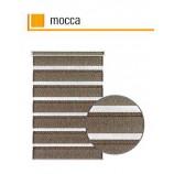 """EasyFix"" Doppelrollo Mocca 100  x 150 cm"