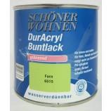 Duracryl Buntlack glänzend Farn 6515 wasserverdünnbar 375 ml