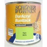 DurAcryl Buntlack seidenmatt Farn 375ml